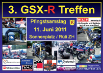 The AgeTrace - 3. GSX-R Treffen in Rüti ZH